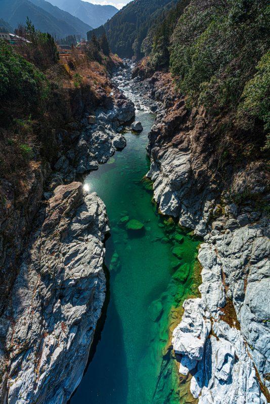 宮川の写真「領内橋から眺める宮川」   高画質な三重の風景写真は三重 ...